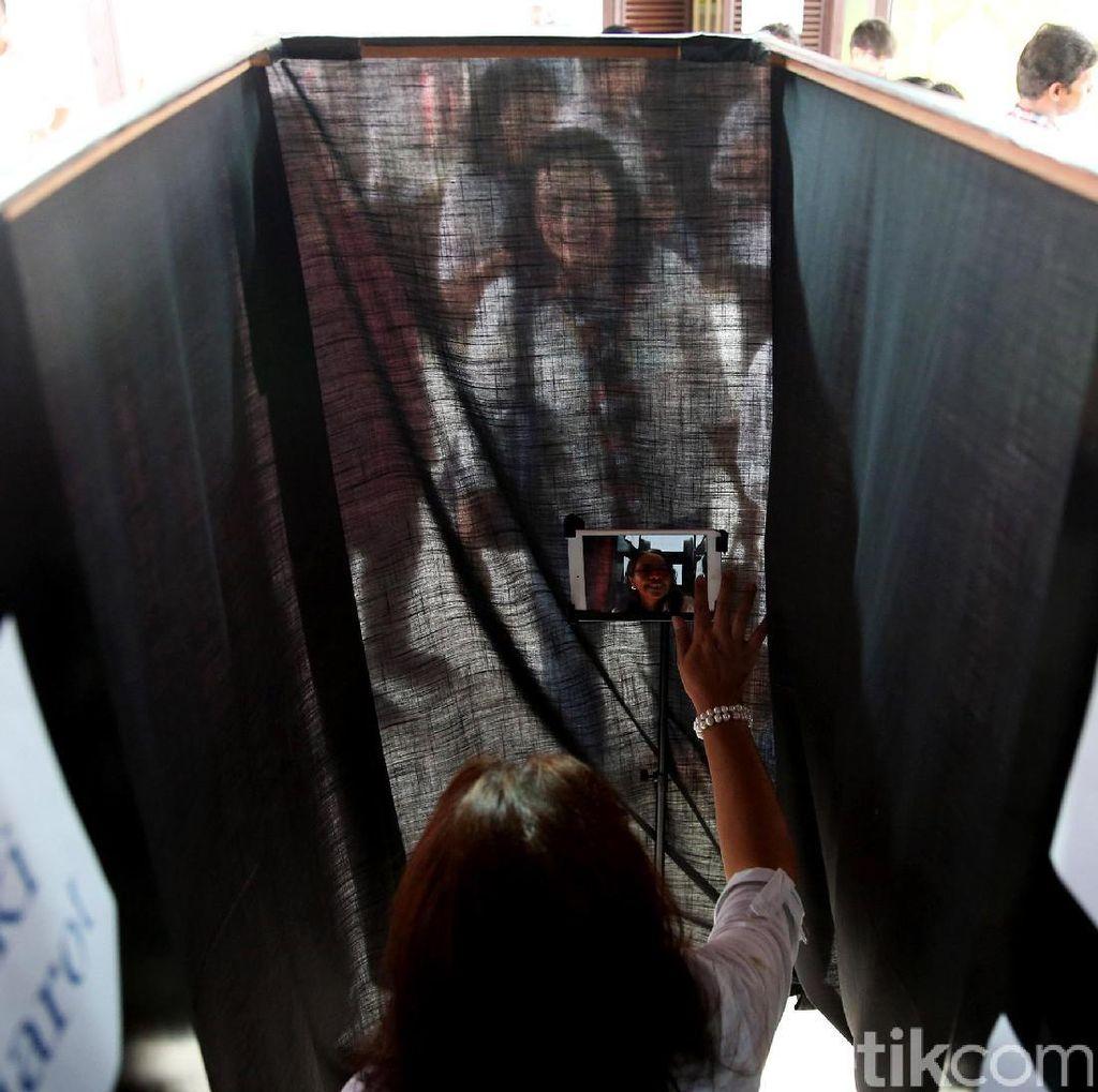 Bilik Testimoni di Rumah Lembang