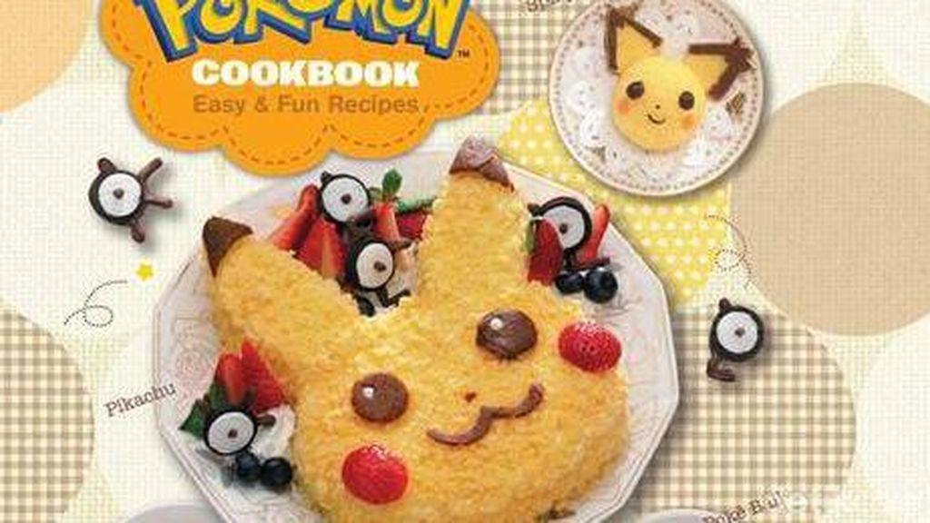 Sekarang Bisa Bikin Pokeball Sendiri dengan Panduan Buku Resep Pokemon