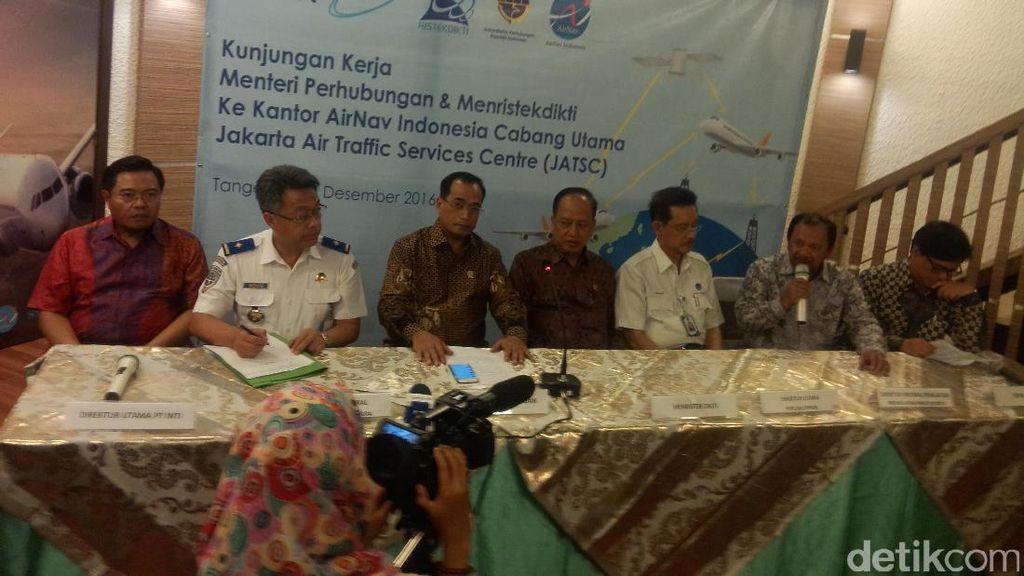Radar Buatan Anak Bangsa Telah Diuji, Menhub akan Pasang di Bandara Papua