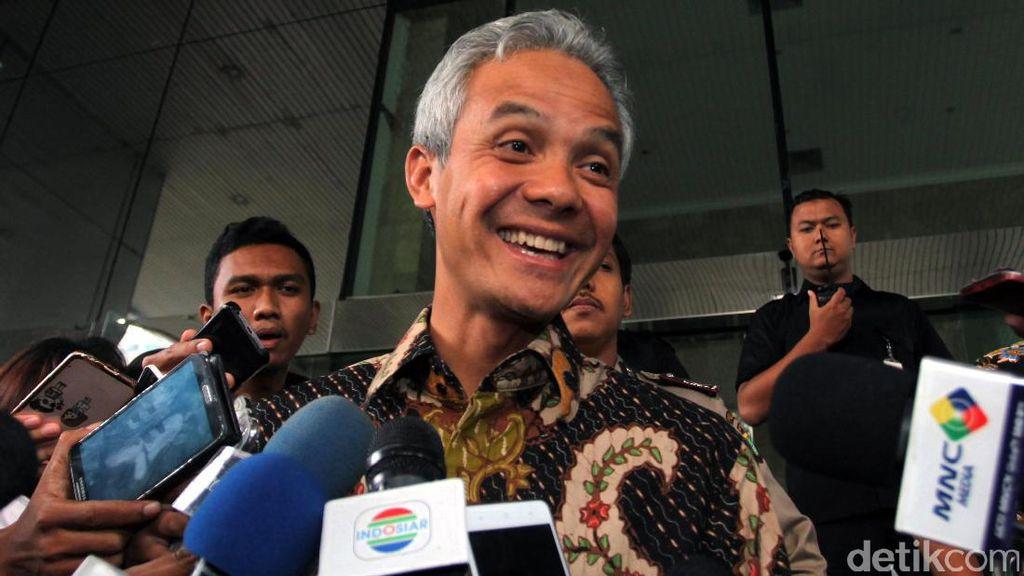 Penjelasan Gubernur Ganjar Soal Izin Pabrik Semen di Rembang Pasca Putusan MA