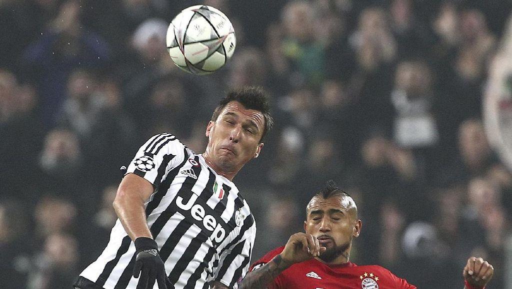 Vidal Ingin Bayern Bertemu Juve di Final