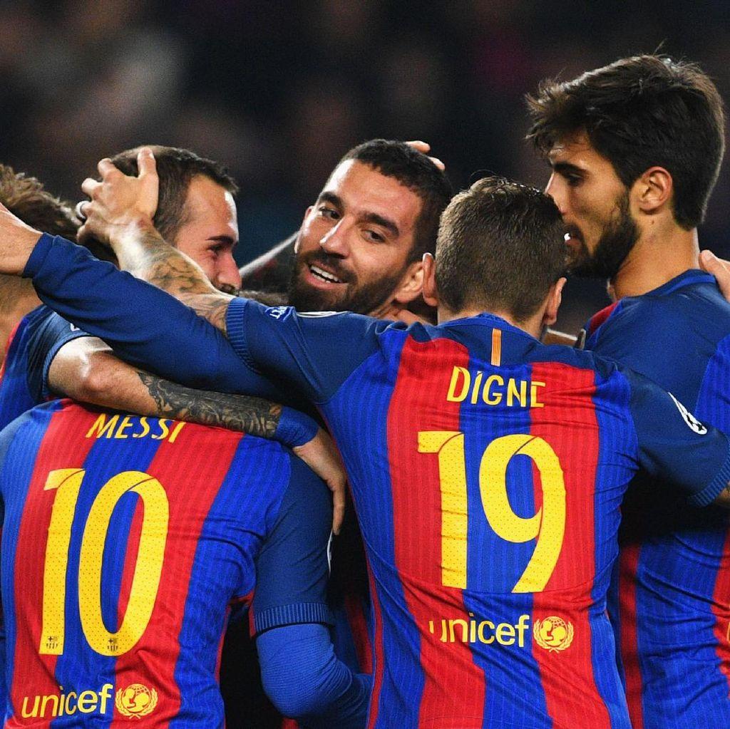 PSG di Babak Knock Out: Barcelona Lagi, Barcelona Lagi
