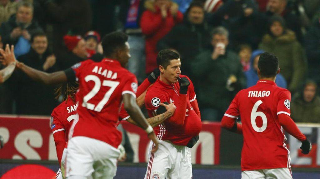Bukan Penampilan Luar Biasa dari Bayern, tapi Solid