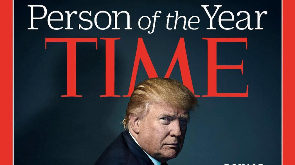 TIME Person of the Year 2016: Trump, President of the Divided States of America
