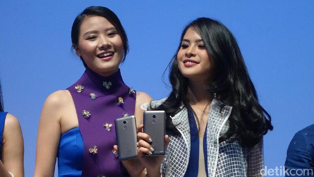 Ini Kriteria Ponsel Selfie yang Pas Bagi Maudy Ayunda