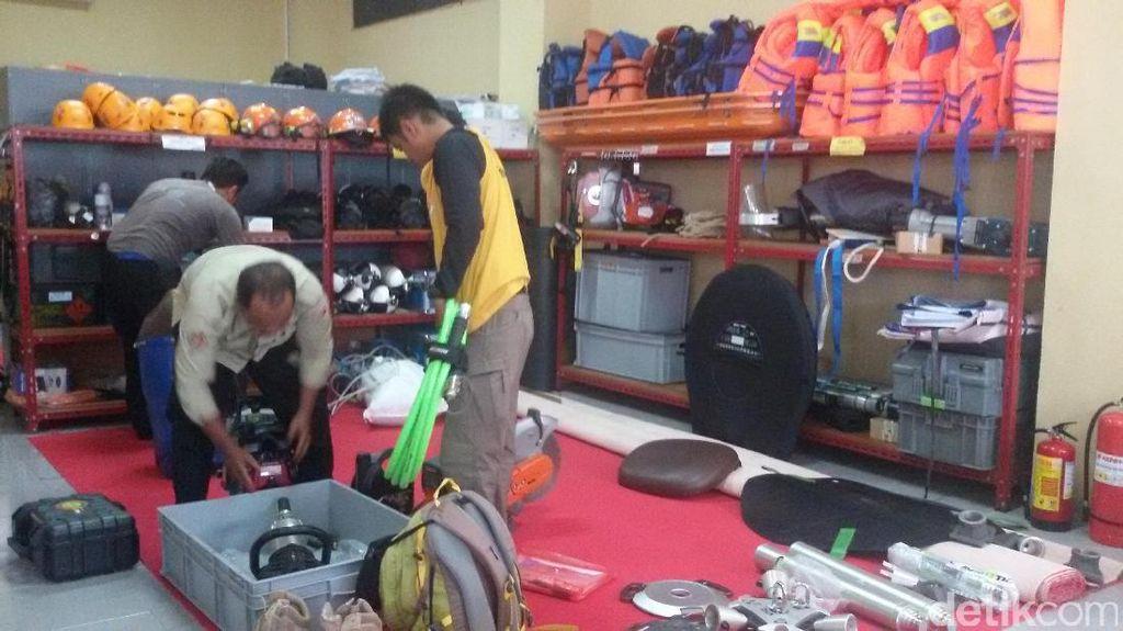 BPBD DIY Kirim Tim Khusus ke Aceh Bantu Pencarian Korban Gempa