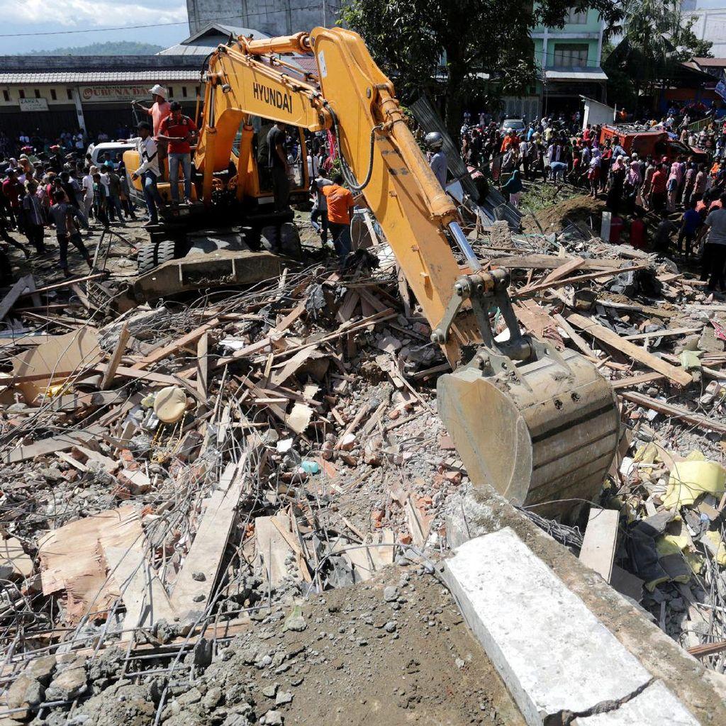 Gempa Aceh, BNPB: 8 dari 100 Korban Tewas Belum Teridentifikasi