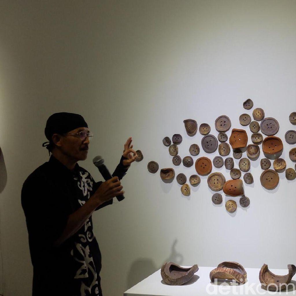 Jakarta Contemporary Ceramics Biennale Ke-4 Diresmikan Malam Ini
