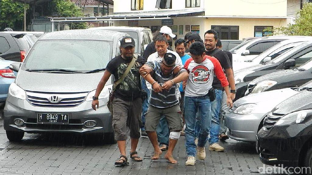 Pencuri yang Sering Menyamar Jadi Tukang Servis Dibekuk Polisi di Semarang