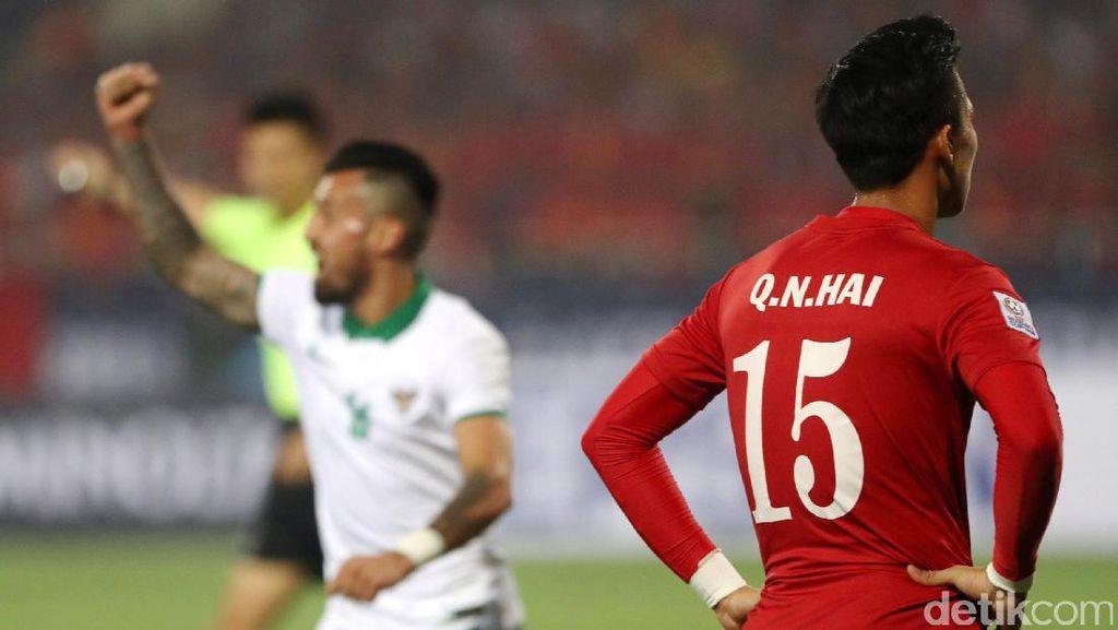 Vietnam Gagal ke Final, Sang Pelatih Minta Maaf