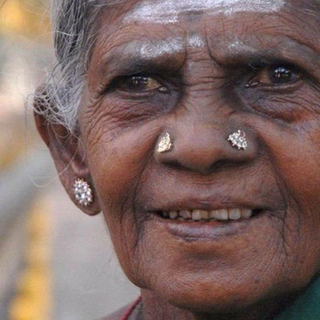 Lupakan Sedih Tak Punya Anak, Ibu Berusia 105 Tahun di India Tanam Ratusan Pohon