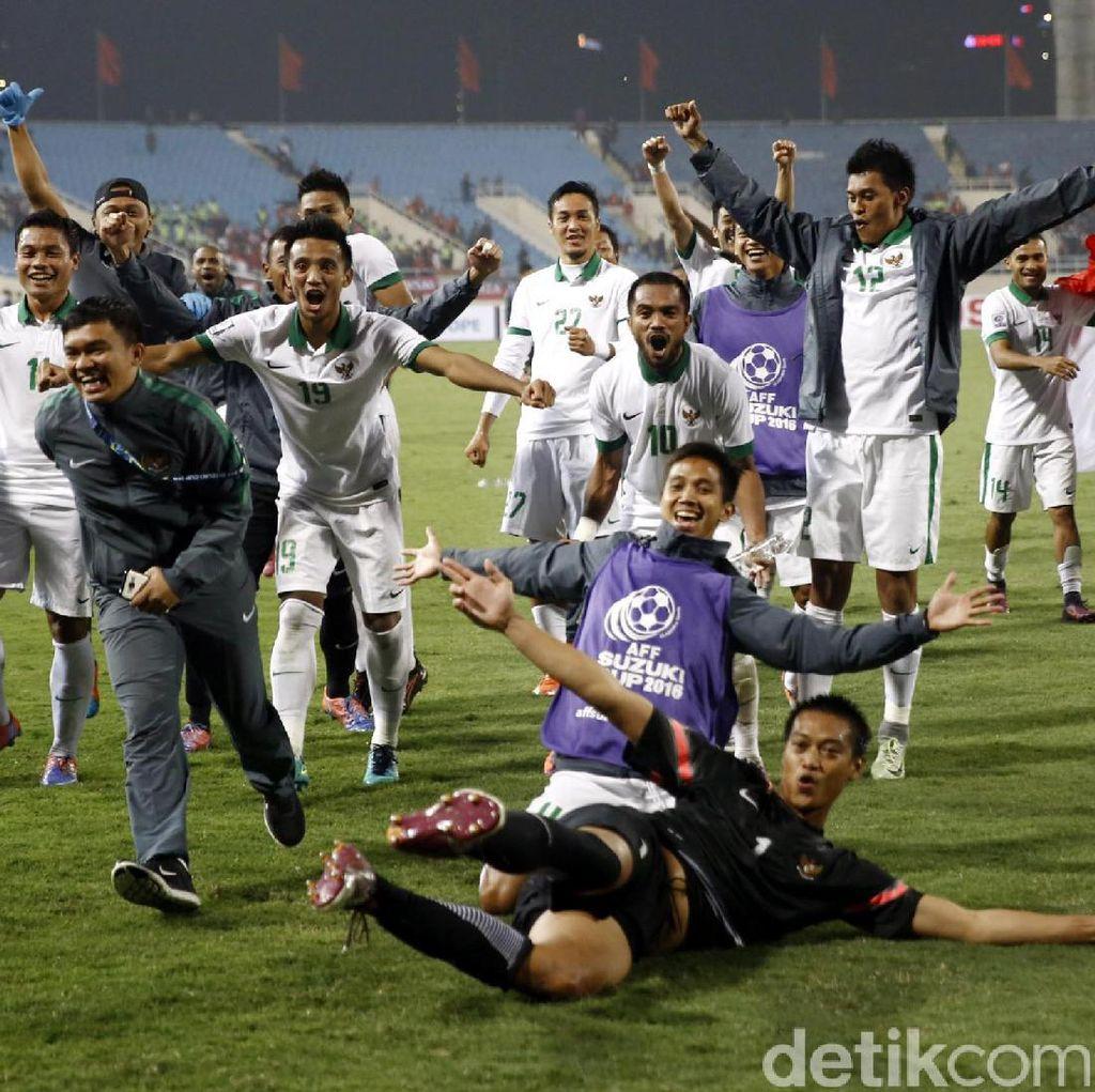 Riedl: Tak Ada yang Percaya Kami Akan Lolos ke Final