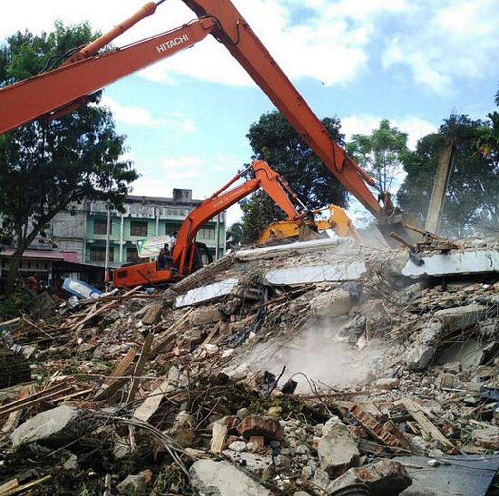 Basarnas Gunakan Live Detector Cari Korban Gempa Aceh, Begini Cara Kerjanya