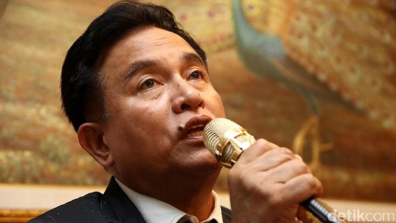 Yusril: Langkah Persuasif Harus Diutamakan di Kasus Nurul Fahmi