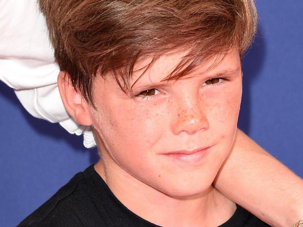 Anak David Beckham Terjun ke Dunia Musik