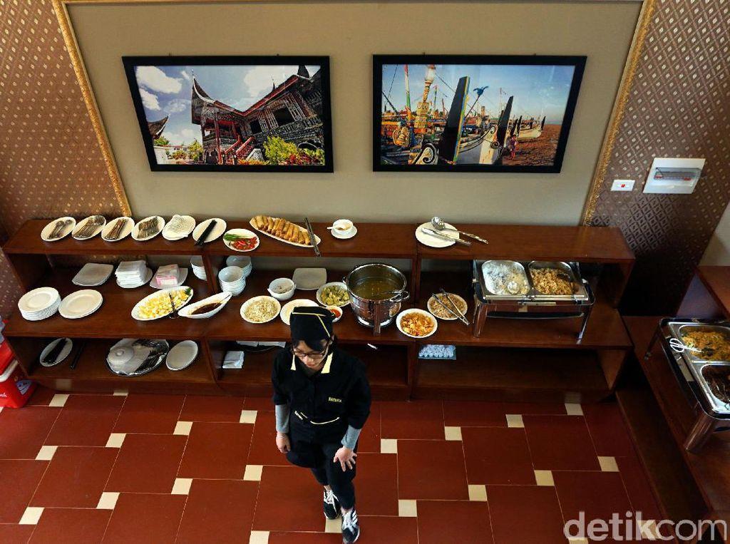 Jelajah Hanoi, Mencari Makanan Halal