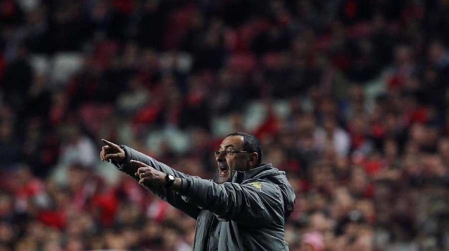 Jadi Pelatih Terbaik Serie A 2015/2016, Sarri: Sekali Ini Saya di Atas Allegri