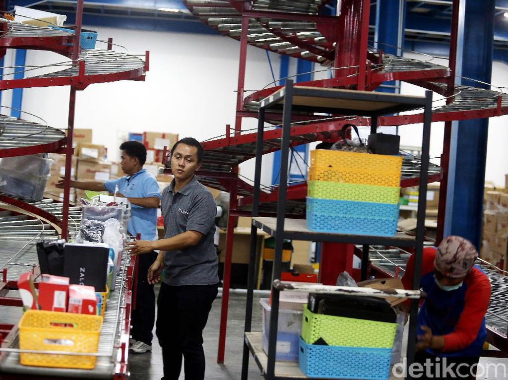 14 Kawasan Industri Baru di Luar Jawa Serap 1 Juta Tenaga Kerja