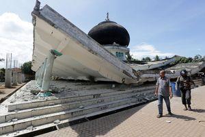Masjid-masjid di Aceh yang Ambruk Akibat Gempa