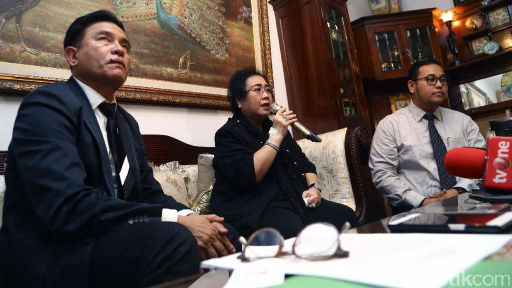 Kuasa Hukum: Rachmawati Tak akan Mengajukan Pra Peradilan
