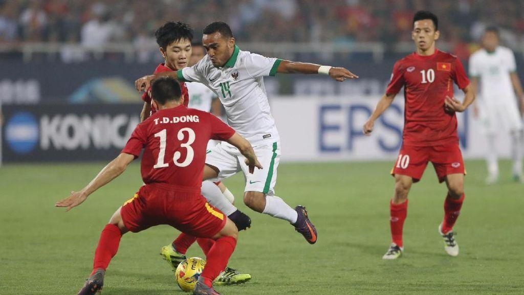 Indonesia ke Final berkat Determinasi dan Tekad Para Pemain