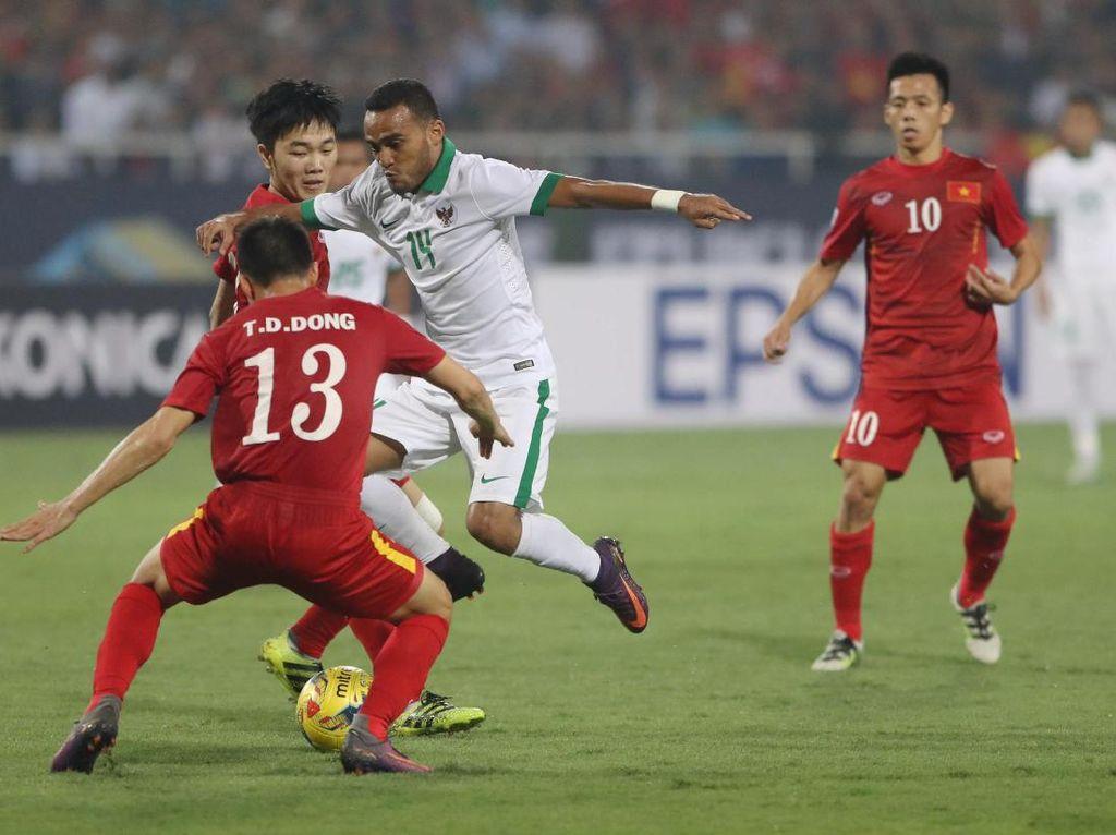 Meski Terus Ditekan Vietnam, Indonesia Akhirnya Lolos ke Final Piala AFF