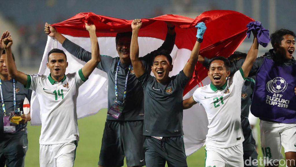 Garuda Terbang ke Final Piala AFF 2016
