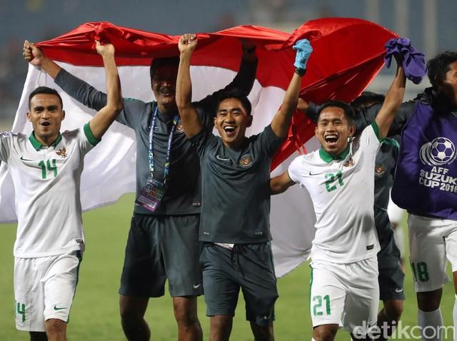 'Garuda' Terbang ke Final Piala AFF 2016