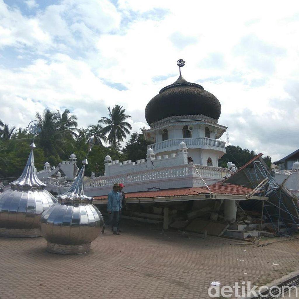 PBNU Imbau Nahdliyin Salat Gaib Untuk Korban Gempa Aceh