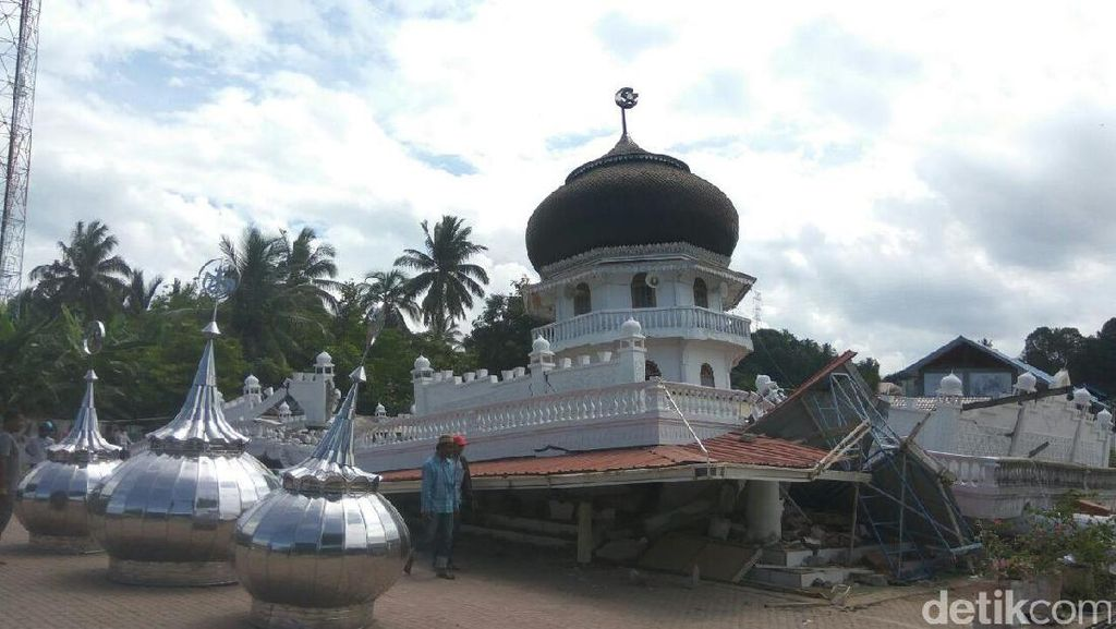 Gempa 6,5 SR di Aceh, BNPB: Tenaga Medis dan Alat Berat Paling Dibutuhkan
