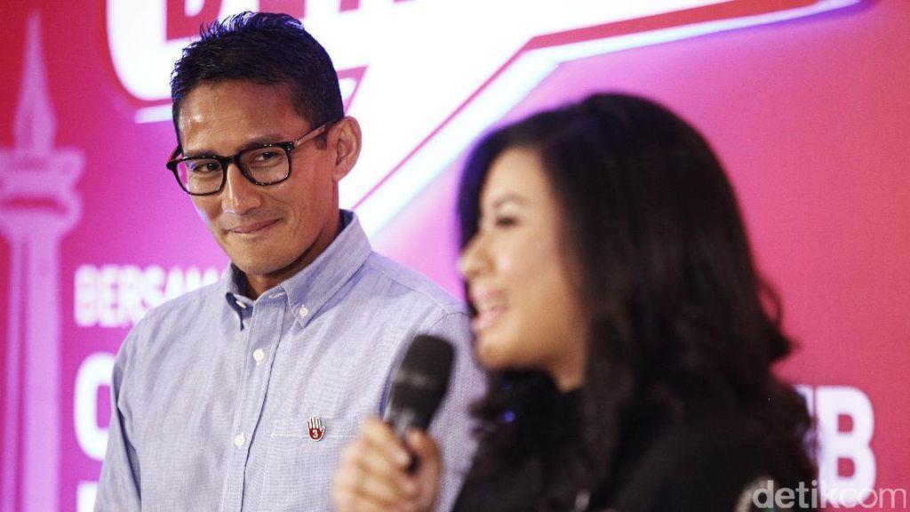 Solusi Anies-Sandi untuk Pak Ogah di Jakarta