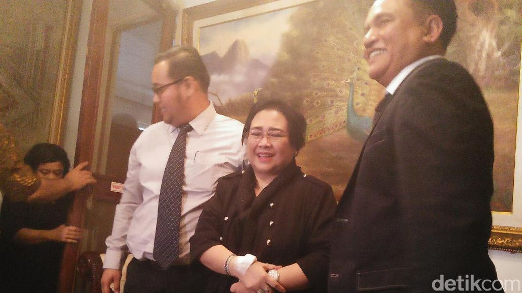 Rachmawati Soekarnoputri: Saya Tidak Melakukan Makar Sama Sekali