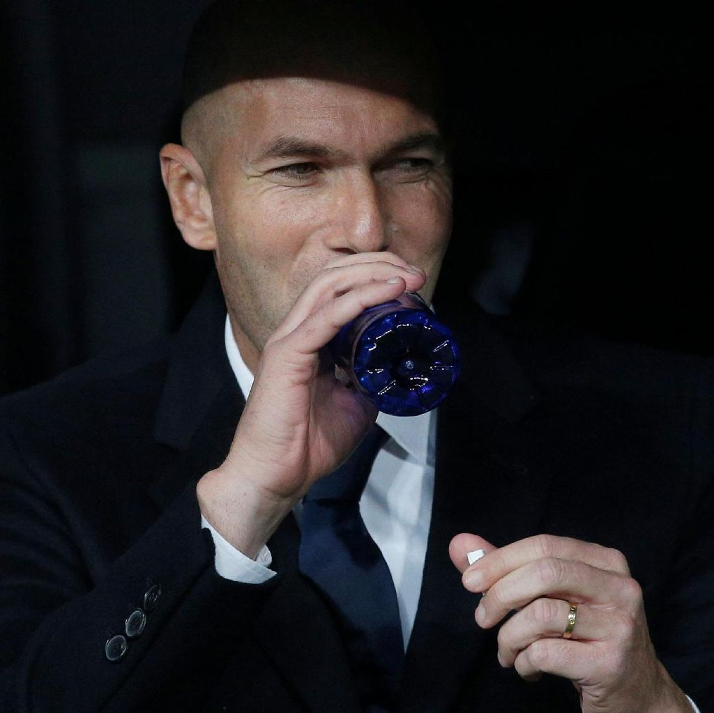 Celta Vigo Dalam Laju Kemenangan, Zidane: Mereka Memang Bagus