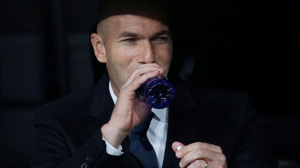 Zidane Ingin Hindari Juventus