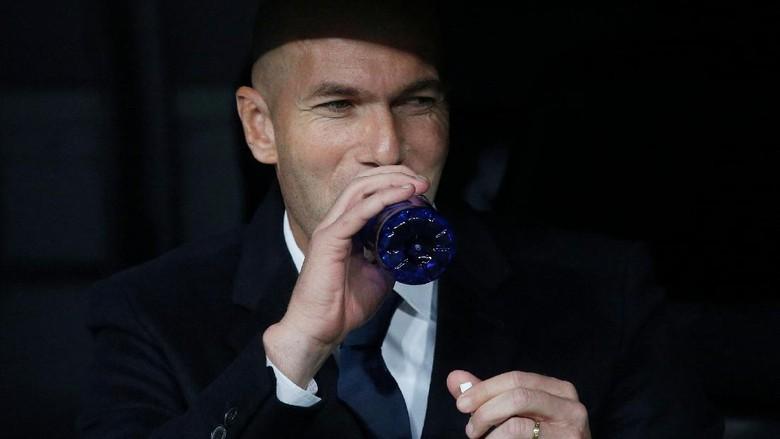 Zidane: Madrid Tak Pikirkan Treble