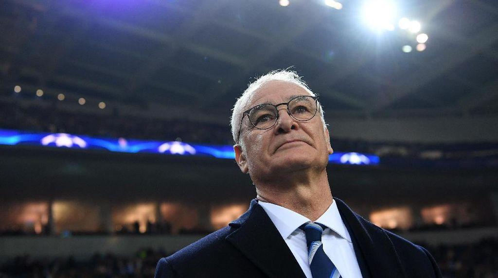 Leicester Kalah Telak, Ranieri Akui Salah