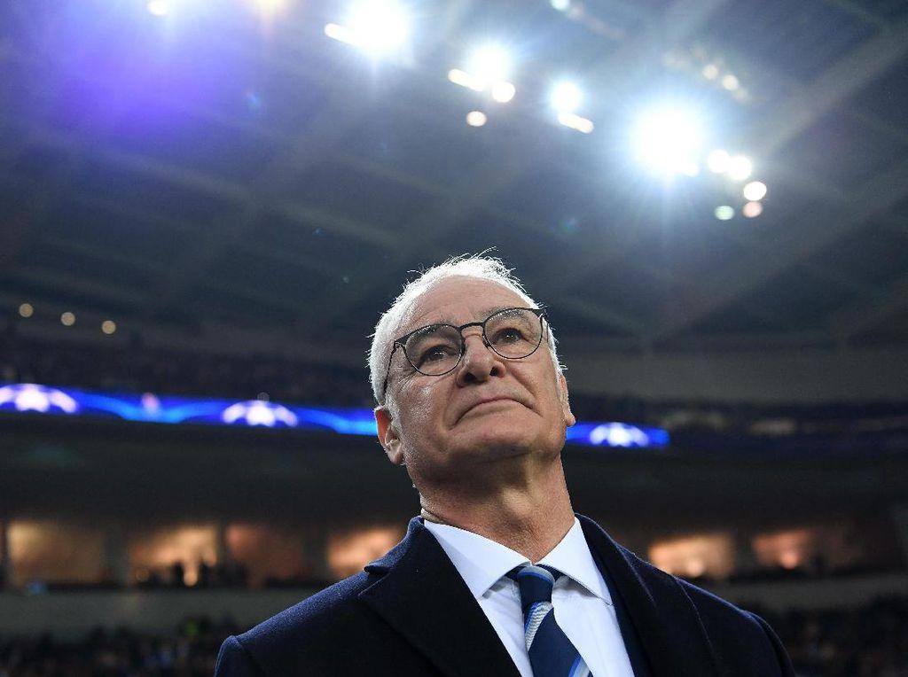 Leicester Dilumat Porto, Ranieri Tak Menyesal Lakukan Rotasi