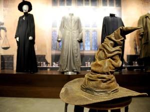 Tulisan Tangan J.K Rowling Dipamerkan di Perpustakaan Inggris