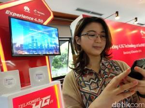 Dirut Telkomsel: Data Pelanggan Aman