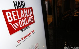 200 e-Commerce Ikut Harbolnas 2016
