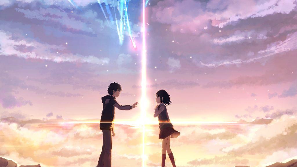 Your Name: Anime Romantis tentang Mimpi dan Pertemuan Masa Lalu