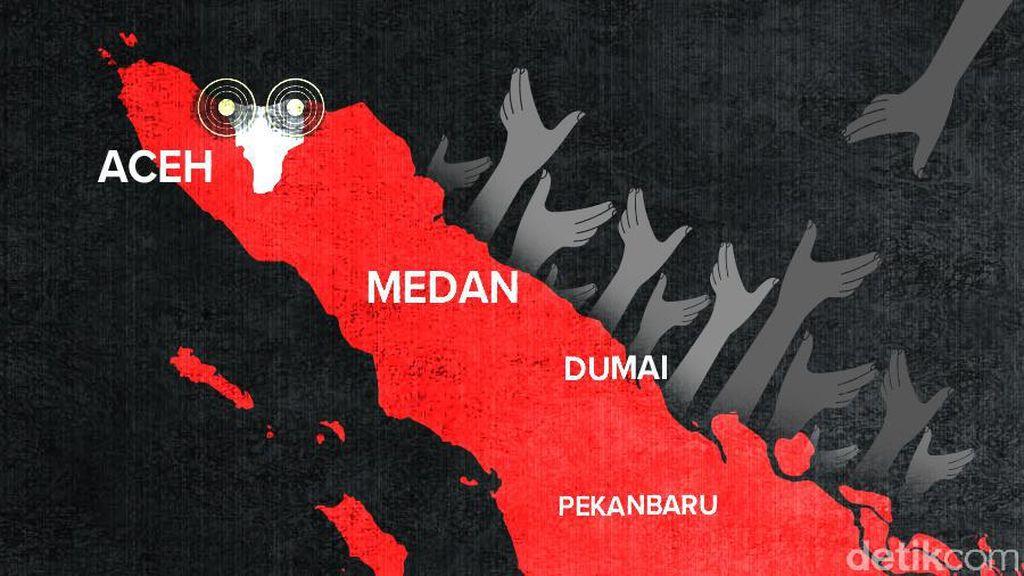 Ayo, Bersatu Membantu Aceh
