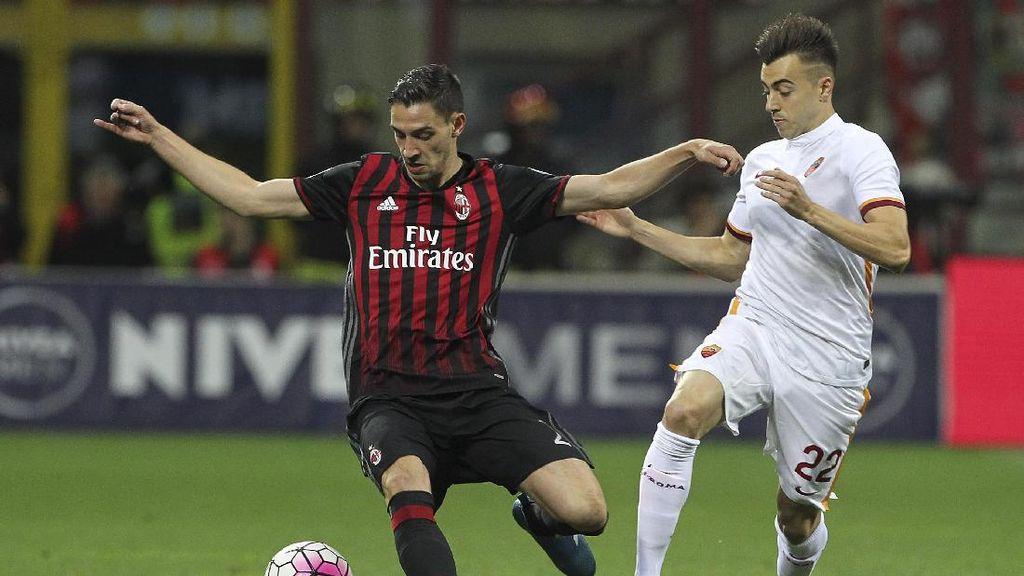 Roma Nantikan Pertarungan yang Bagus dengan Milan