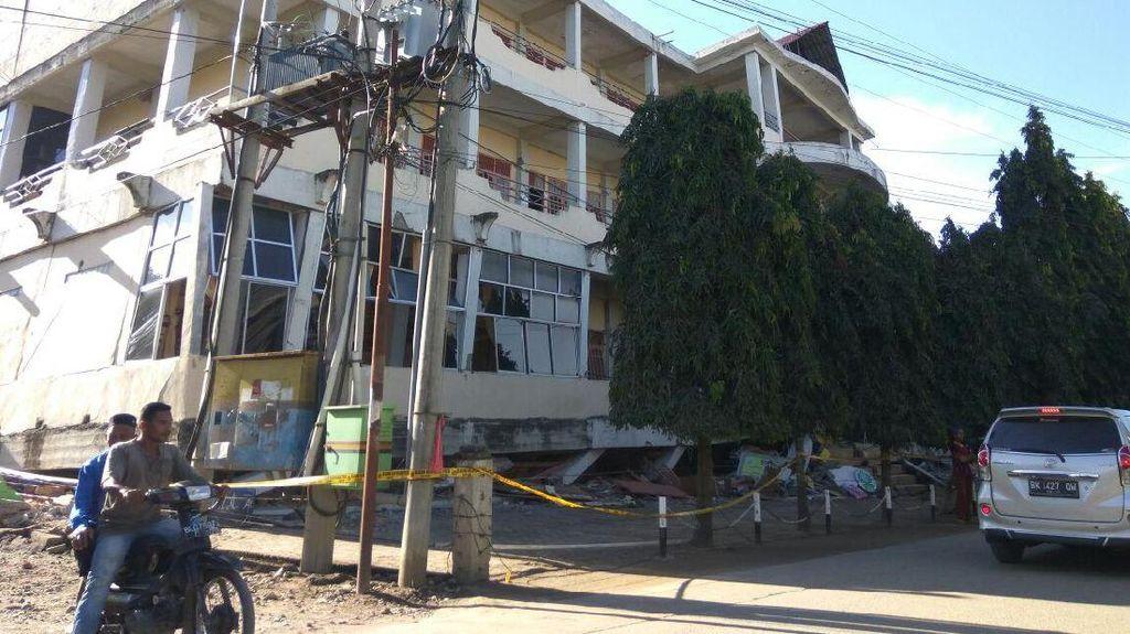 BPBD Riau Segera Salurkan Bantuan 1 Ton Beras untuk Korban Gempa Aceh