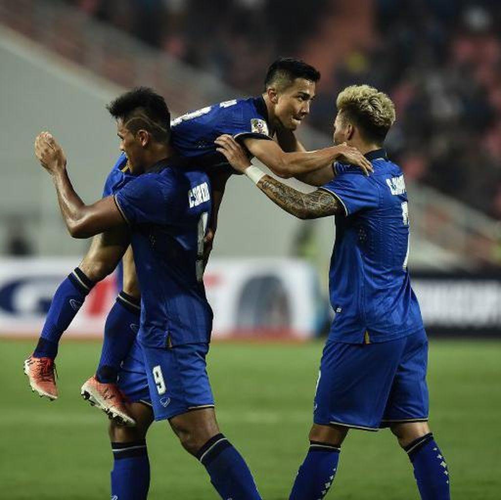 Thailand Jadi Lawan Indonesia di Final