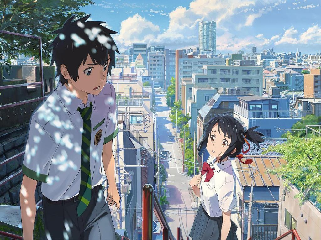 J.J. Abrams Akan Produseri Versi Live-Action Your Name