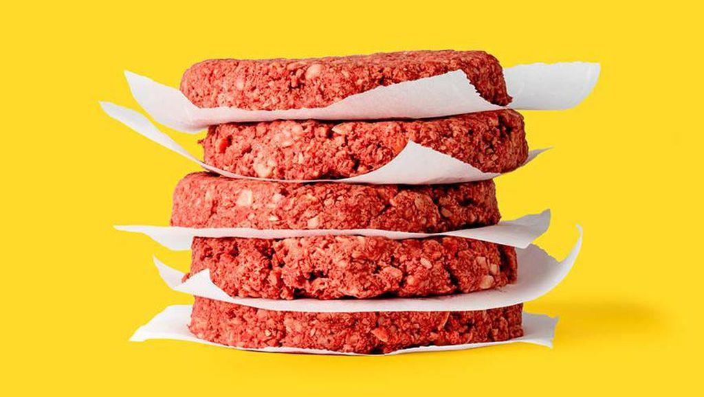 Daging Imitasi Berbahan Nabati Akan Jadi Makanan Favorit Tahun 2017