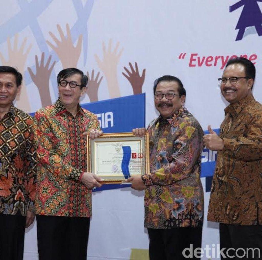 Jawa Timur Dinilai Sebagai Daerah Peduli Hak Azasi Manusia