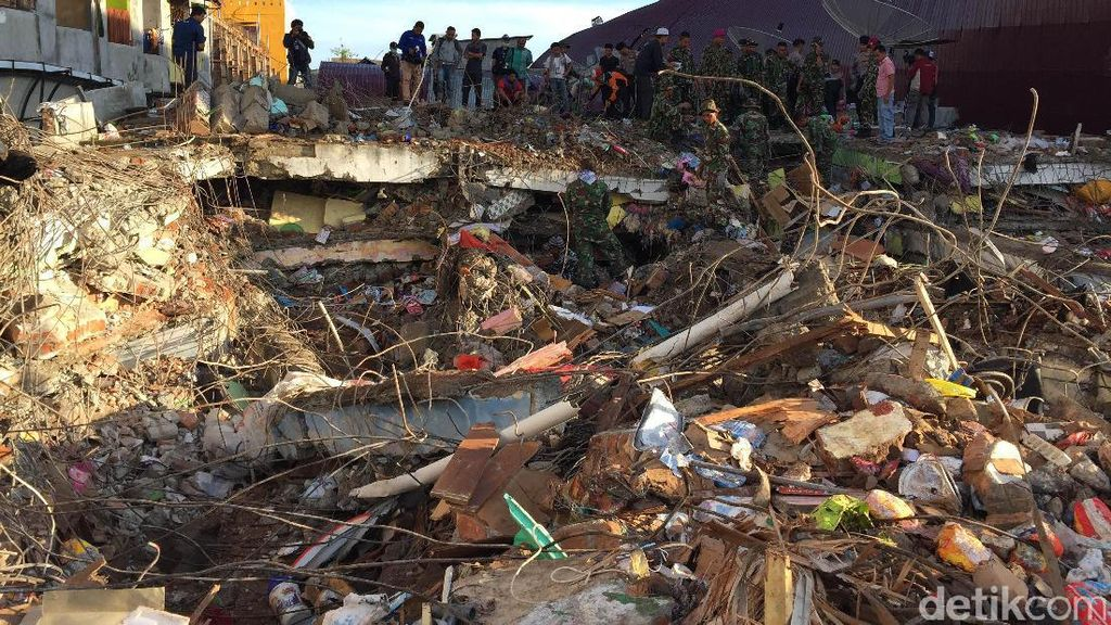 Satelit LAPAN Dikerahkan untuk Cari Korban Gempa Aceh