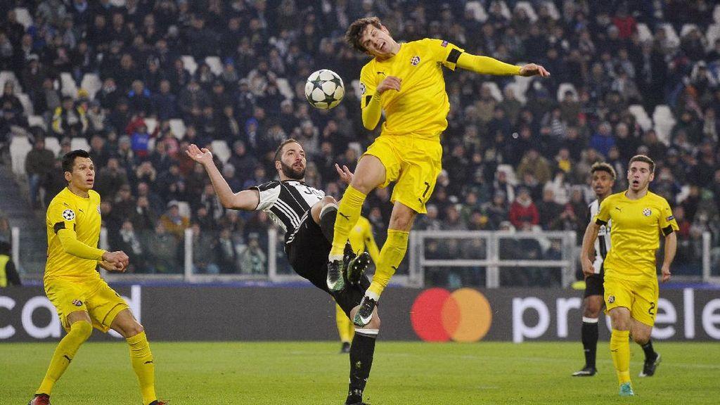 Tekuk Dinamo Zagreb, Juventus Amankan Posisi Juara Grup